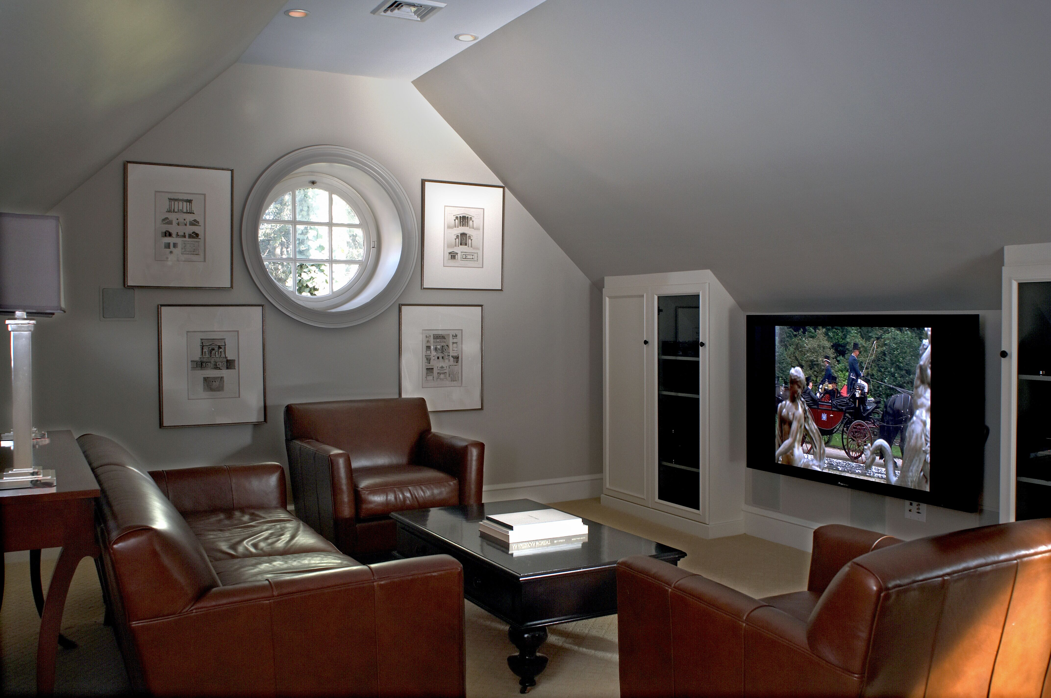 Kick Off The Nfl Season With A Man Cave Attic Rooms Home Room