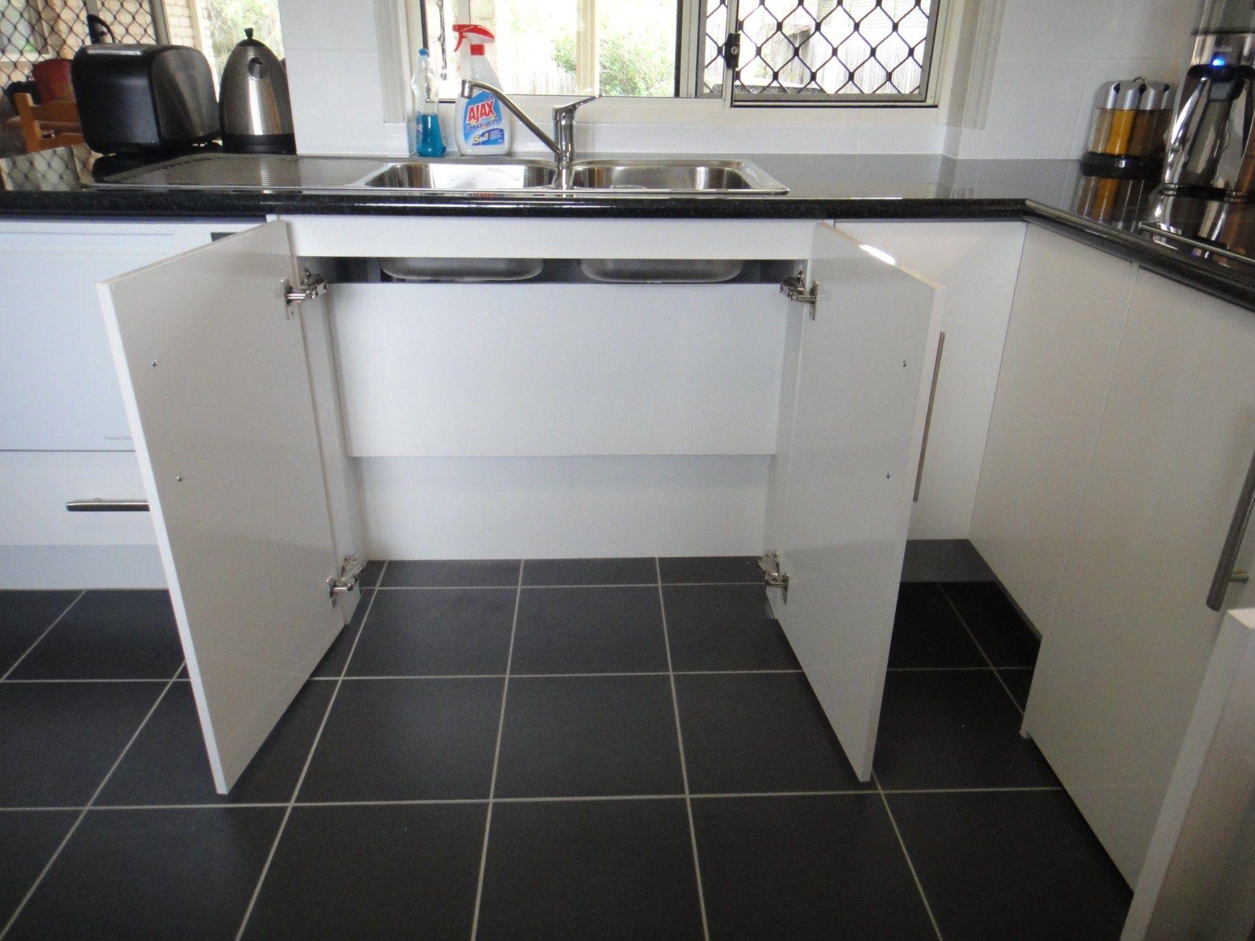Handicap Accessible Kitchen Sink