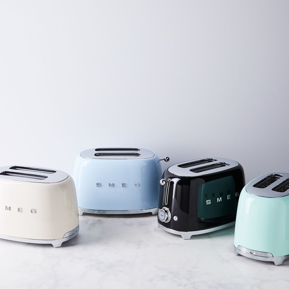 Best Sm*G 2 Slice Toaster Cream Black Green Blue Colors In 400 x 300