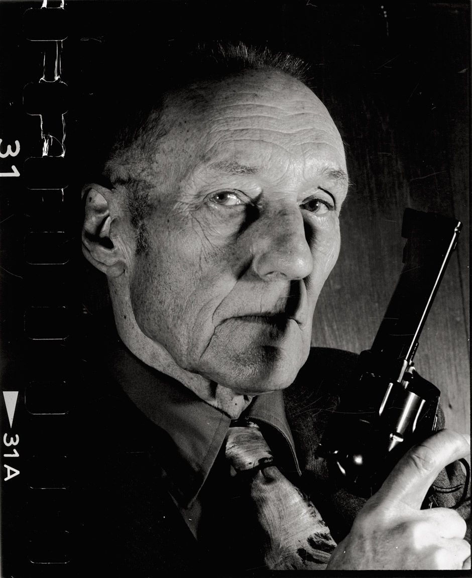 peace pulse path and prevail: William S Burroughs (1914-1997)