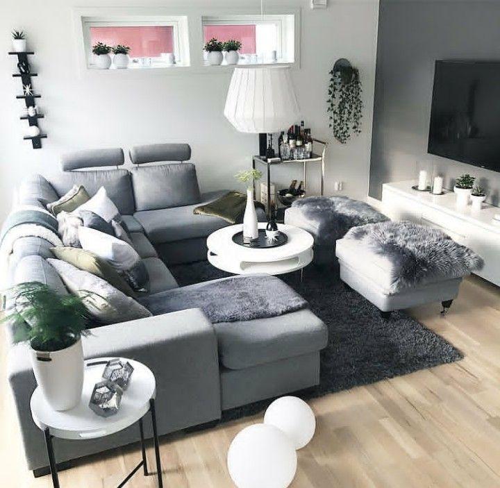 Wohnung | Pihaaa ️ | Wohnzimmer, Wohnzimmer dekor und ...