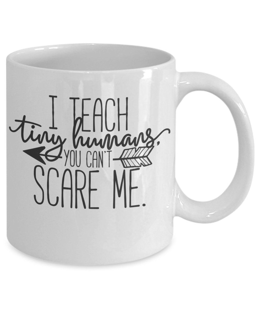 Excited To Share The Latest Addition To My Etsy Shop Funny Teacher Coffee Mug I T Daycare Teacher Gifts Christmas Gift For Daycare Teacher Teachers Day Gifts