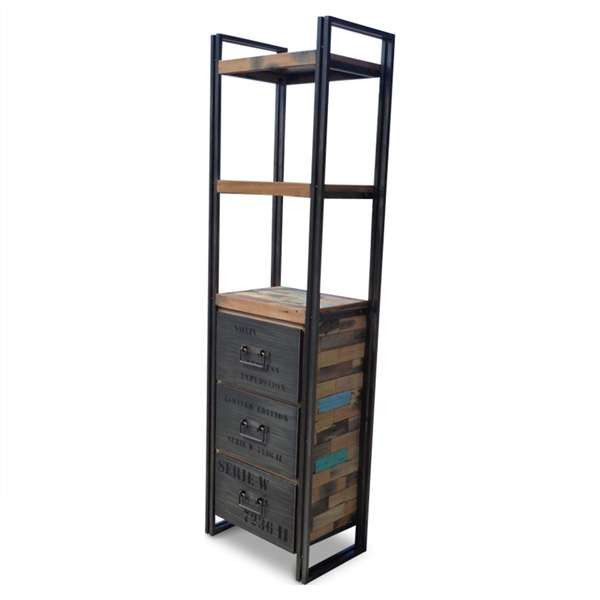 Modern Recycled Industrial Style Furniture Australia Online!