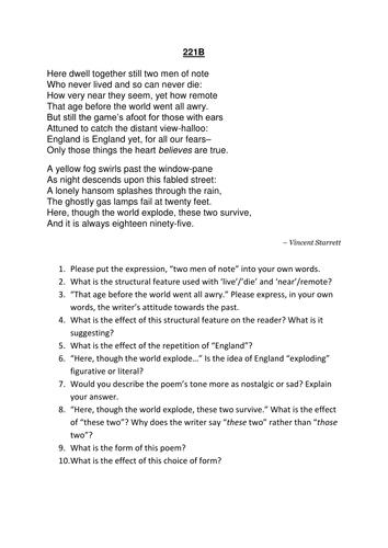 Image result for poem comprehension for grade 4 with ...