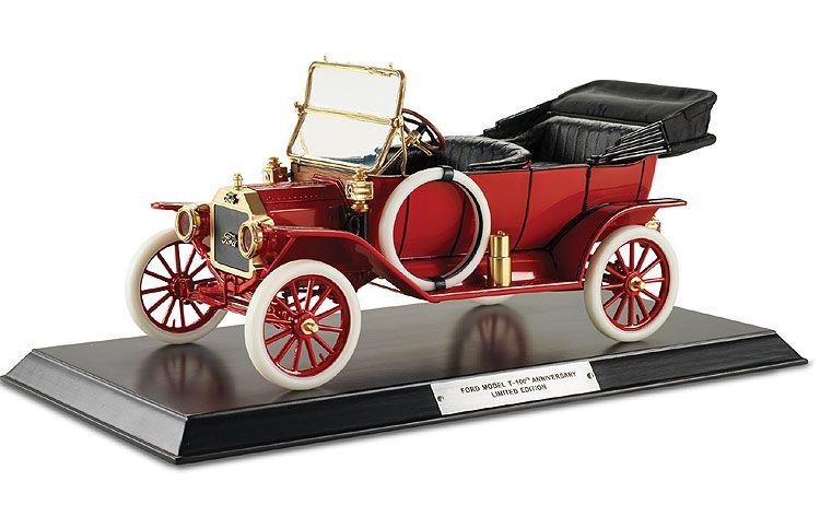 1908 Ford Model T Anniversary Diecast Model Legacy Motors