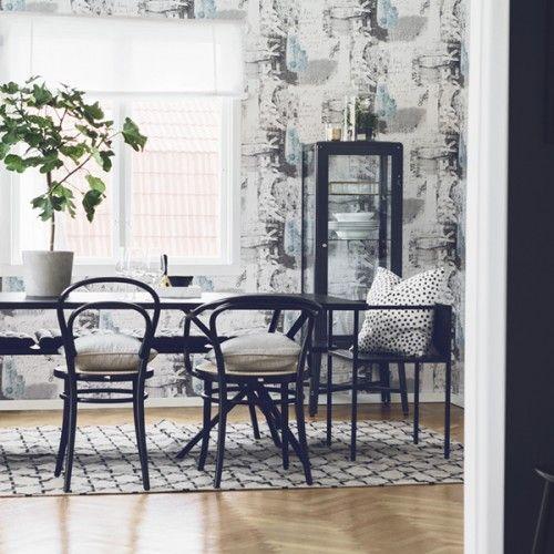 Hybridvlies Tapete Rasch Textil Urban Street grau 107101 Vintage - graue tapete wohnzimmer