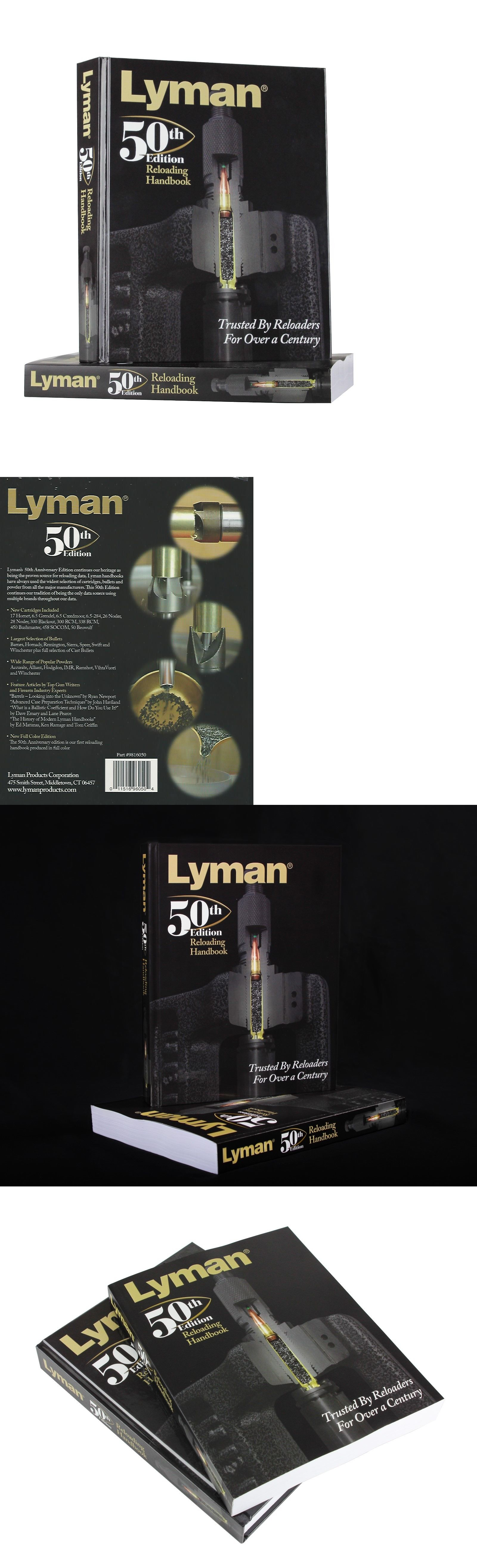 manuals and instruction material 111293 lyman 50th edition rh pinterest com What Should I Buy Off Amazon What Should I Buy Pokemon