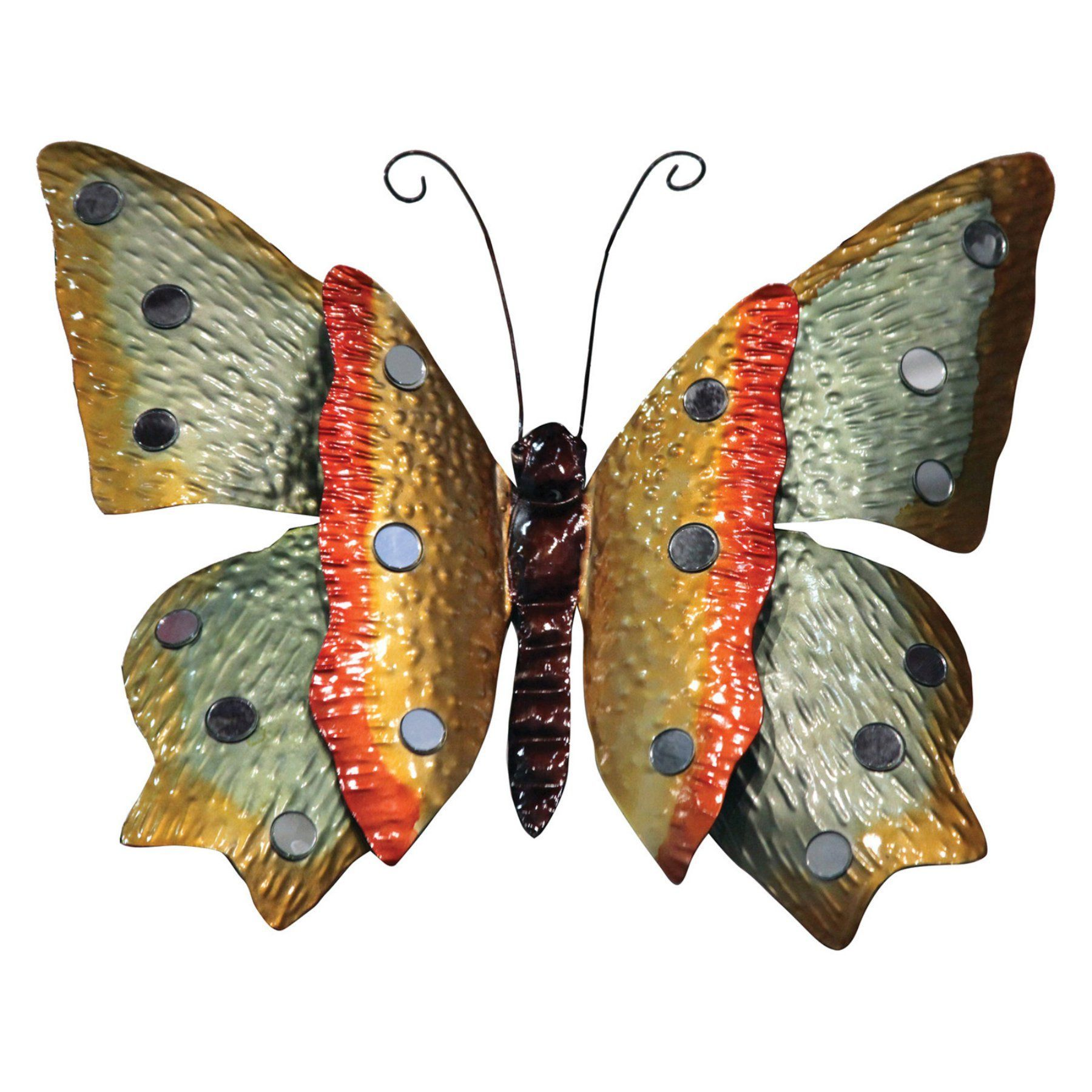 Home source industries giant butterfly wall sculpture
