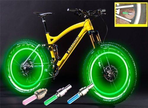 A Neon Bike Light Kit Is The Perfect Way To Light Up Your Bike