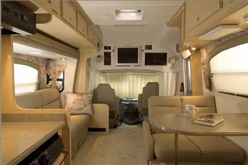 Beautiful 2012 MVP RV Tahoe Class C Motorhome  Roaming Times