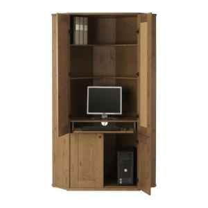 Corner Computer Armoire With Doors Plans Ikea Alve Computer Armoire Armoire Desk Office Desk Designs