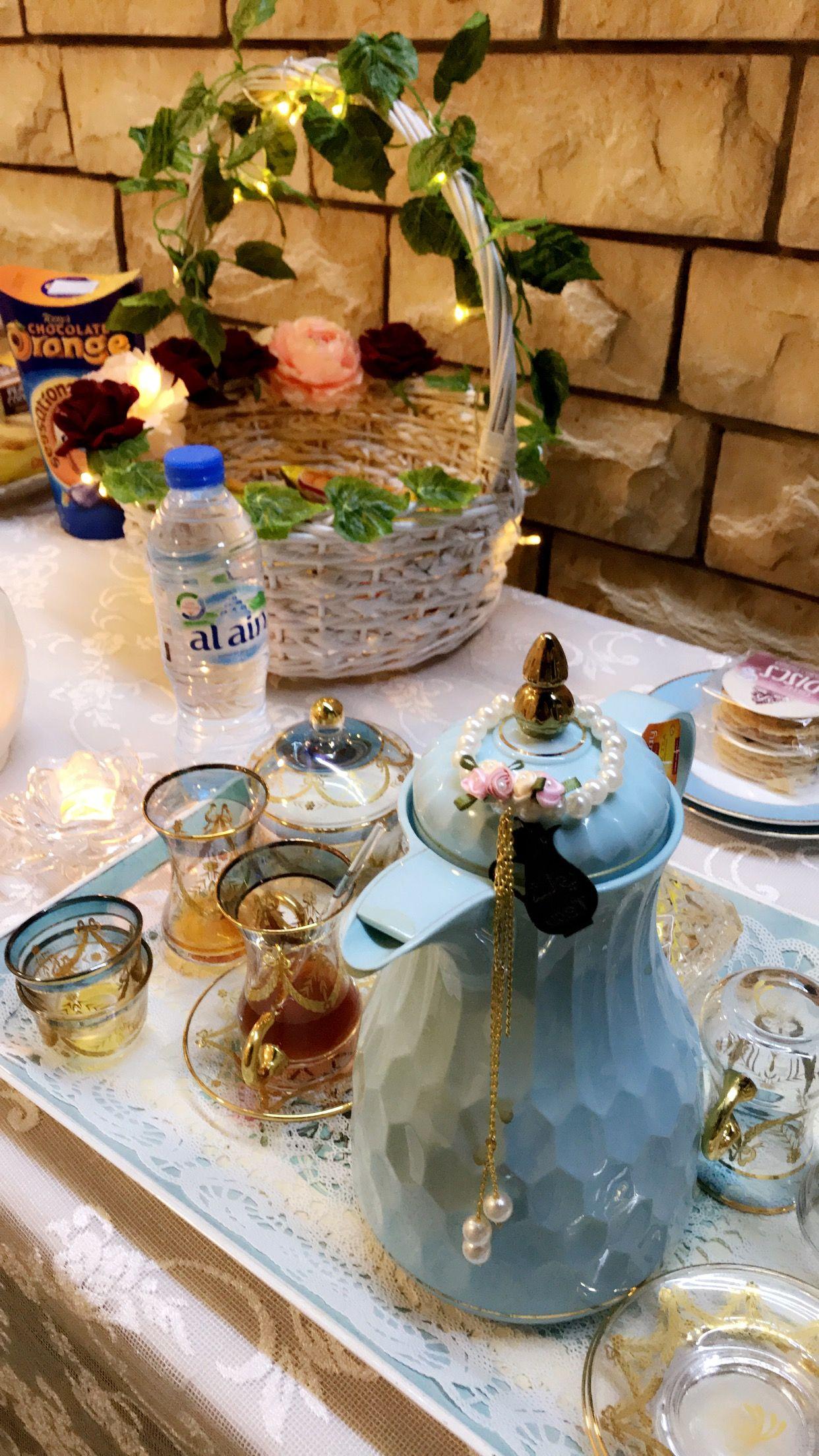 Vaisselle Ramadan Crafts Tea Party Decorative Jars