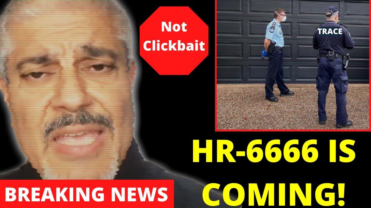 Dr. Rashid Buttar URGENT! Full Disclosure From INSIDE| HR 6666 IS COMING! - YouTube