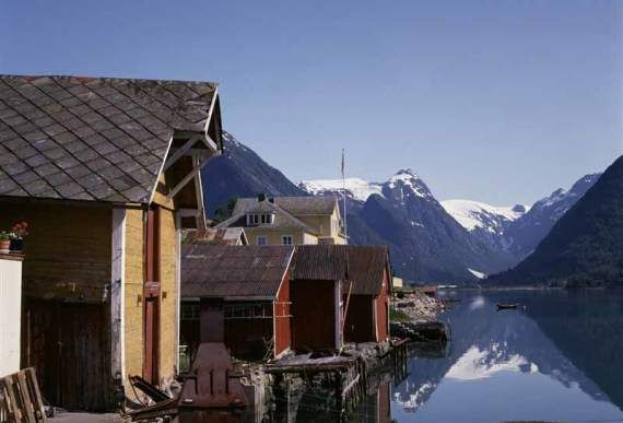 The Sognefjord and Glacier Excursion