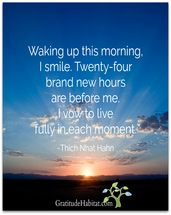 Smile Its A Brand New Day Wwwgratitudehabitatcom Quotes