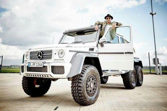 Mercedes BENZ 6X6