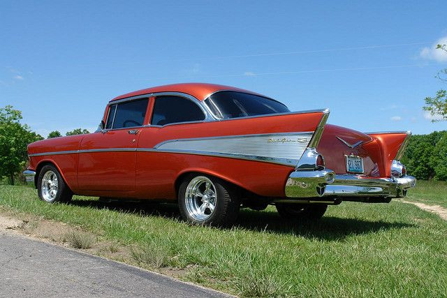 1957 Chevy Restored Dream Cars Chevrolet Bel Air 57 Chevy Bel Air