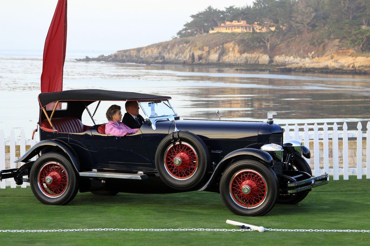 1929 duPont Model G Merrimac Four Place A. J. Speedster ...