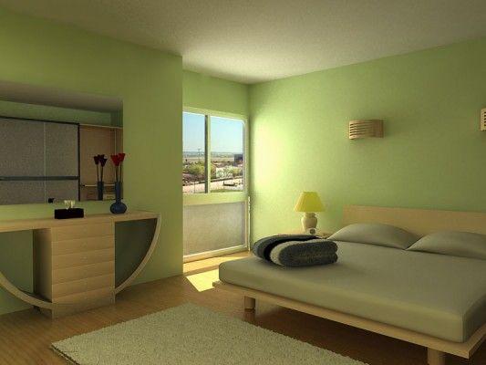 Colores relajantes para el dormitorio dise o de Disenos de colores para interiores