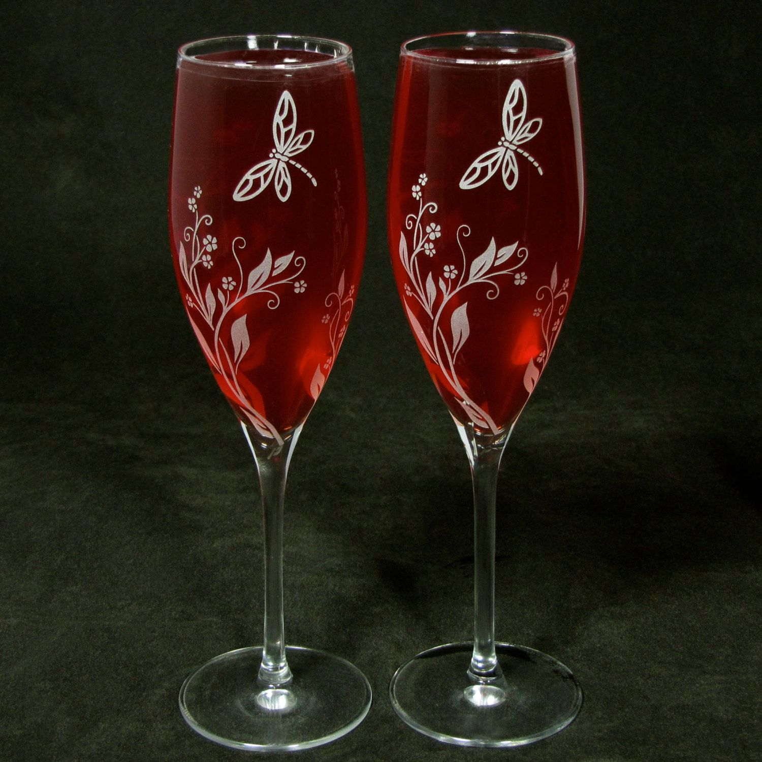 Affordable Wine Glasses Crystal Champagne Glasses Engraved Cheap Wedding Wine