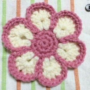 エコ たわし 編み 図 可愛いワンピースのアクリルたわし♪:Ami-Ami*編み物*楽しもぅyo♪