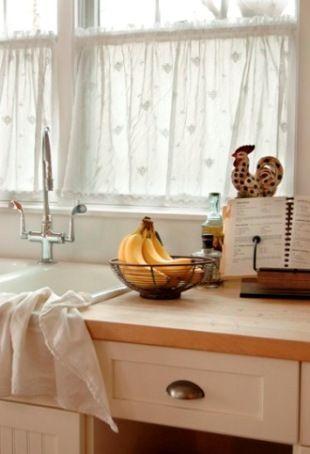 Comprar cortinas para cocina. (310×454)   LOrena   Pinterest