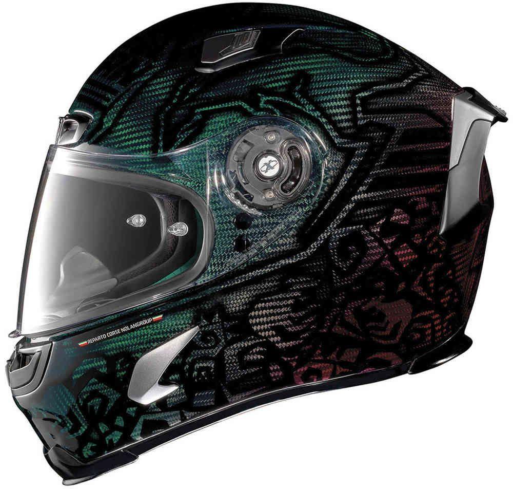 American Shifter 6087 Stripe Shift Knob with M16 x 1.5 Insert Pink Gas Mask Skull