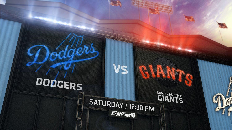 Spillt Time Warner SNLA Dodgers, Motion graphics