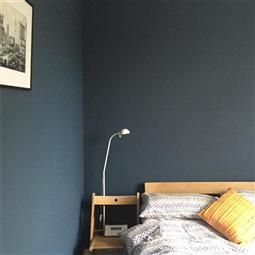 couleurs stiffkey blue farrow   ball maison Trendy Living Room Designs Living Room Funny Quotes