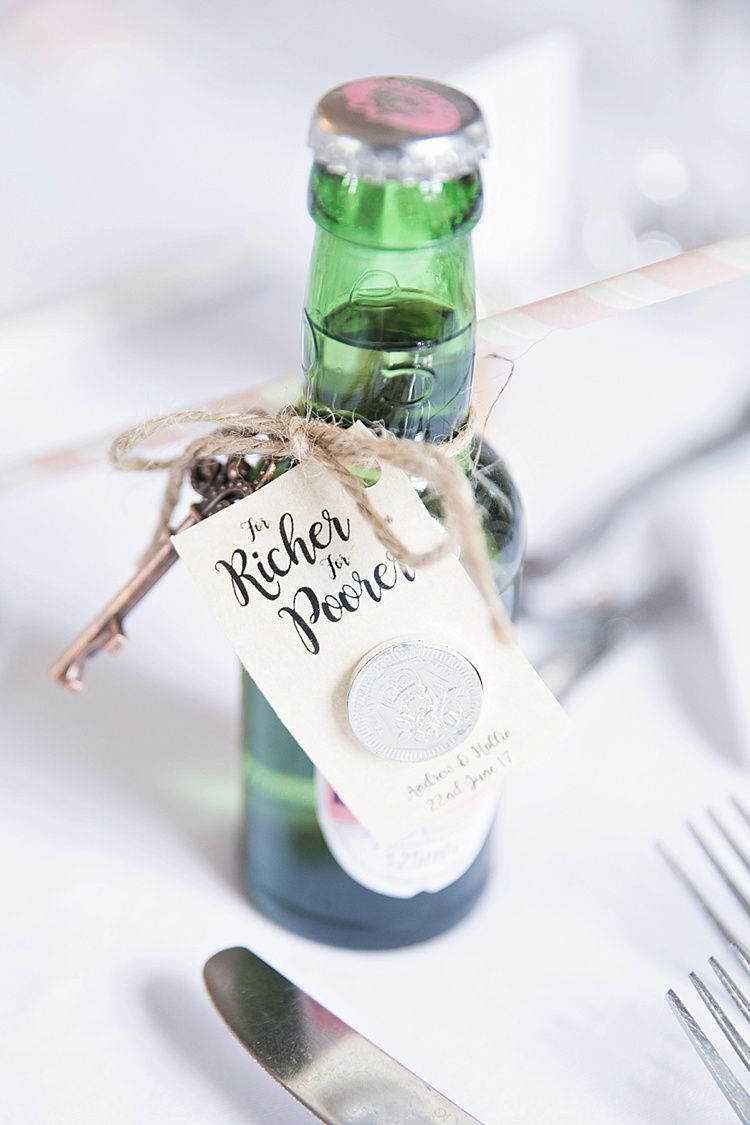 Classic Romantic Pretty Wedding | Romantic, Favours and Ronald joyce