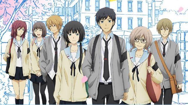 ReLIFE English Sub Dub Download Anime BD Dual Audio