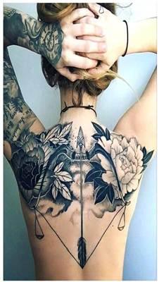 تاتو يد و قدم و جسم انواع الوشم و اجمل صور تاتو Tattoo White Flower Tattoos Tattoos For Women Tattoos
