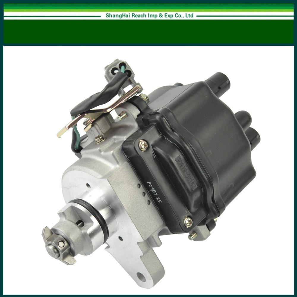 New Ignition Distributor For Toyota Corolla Celica 1.8L 1.6L 4 Pins 19050-16030