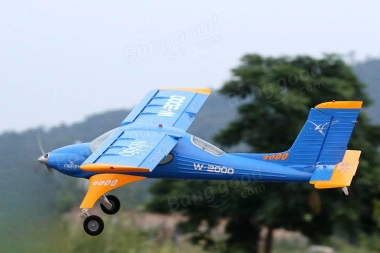 OriginHobby Wilga-2000 W-2000 1330mm Wingspan RC Airplane PNP Sale