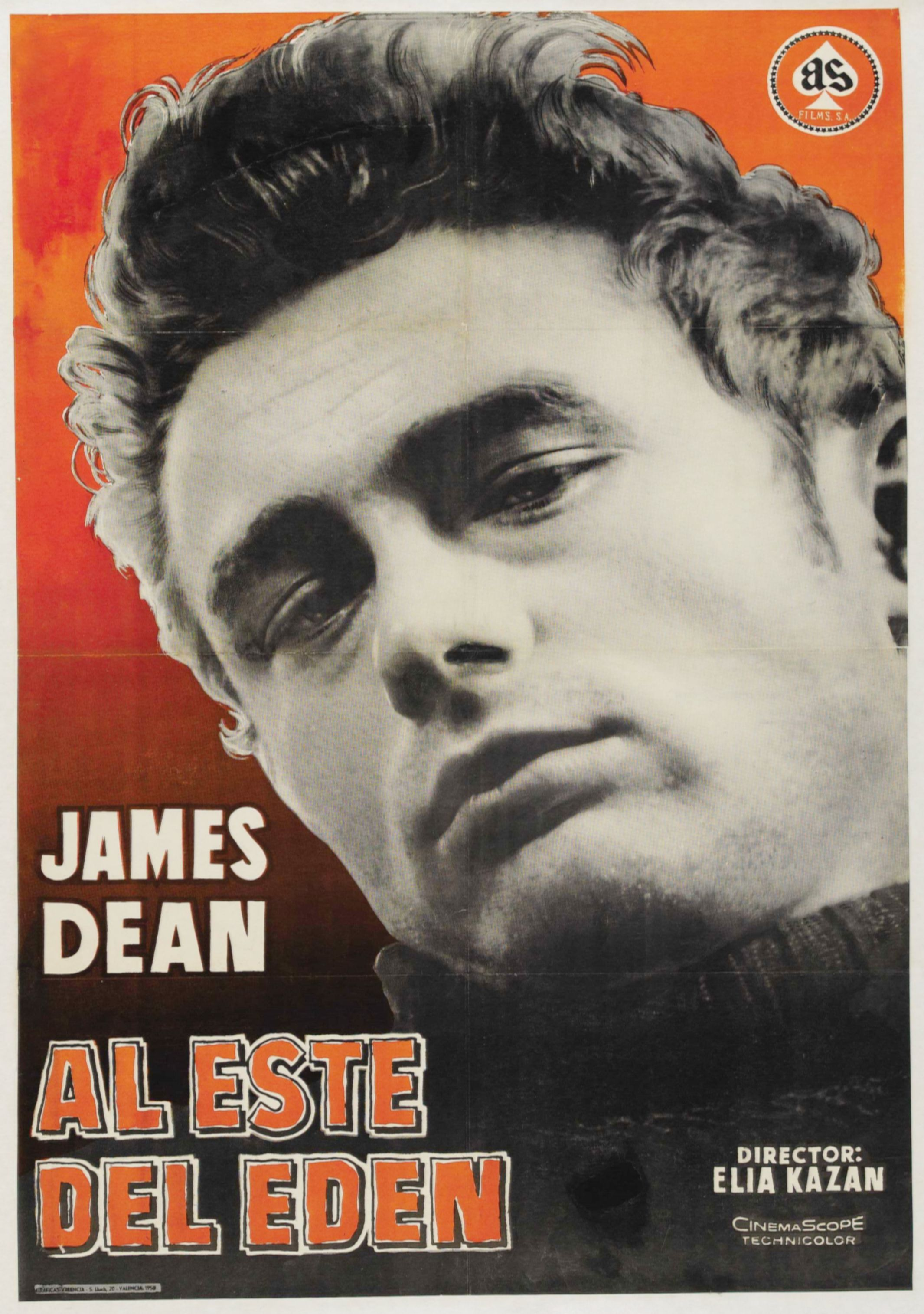 """Al este del Edén (1955) """"East of Eden"""" de Elia Kazan"""