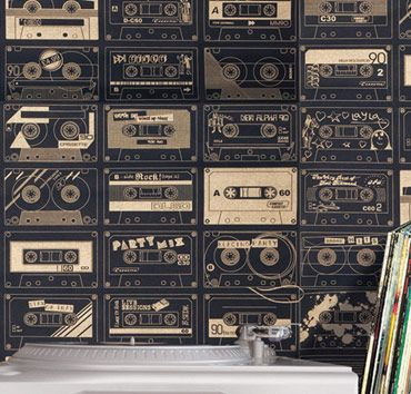 Cassette Tape Wallpaper For The Home Pinterest HD Wallpapers Download Free Images Wallpaper [1000image.com]