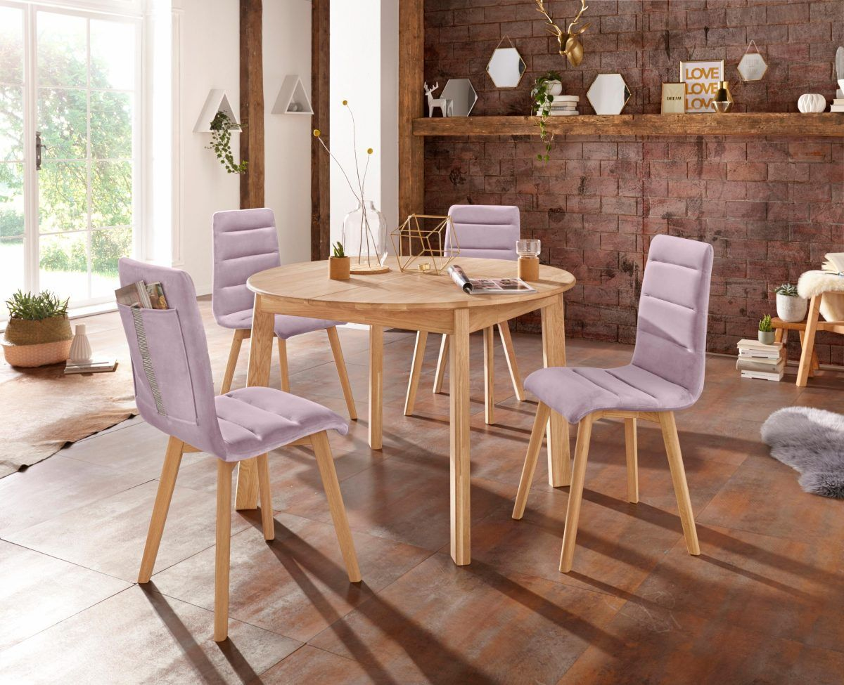 Stühle (2 Stück) grün, strapazierfähig, FSC®-zertifiziert, yourhome ...
