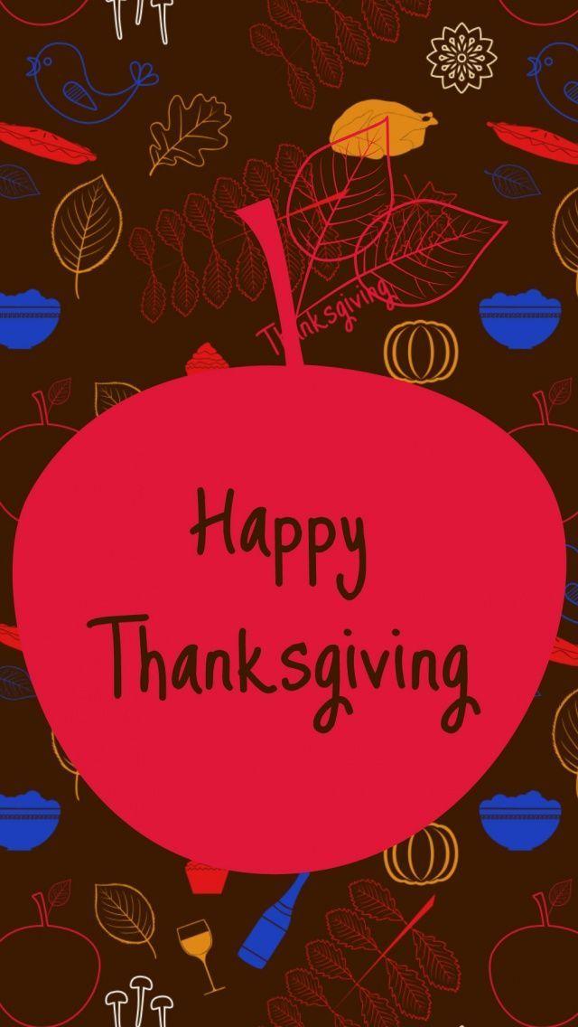iPhone Wallpaper Thanksgiving tjn Thanksgiving