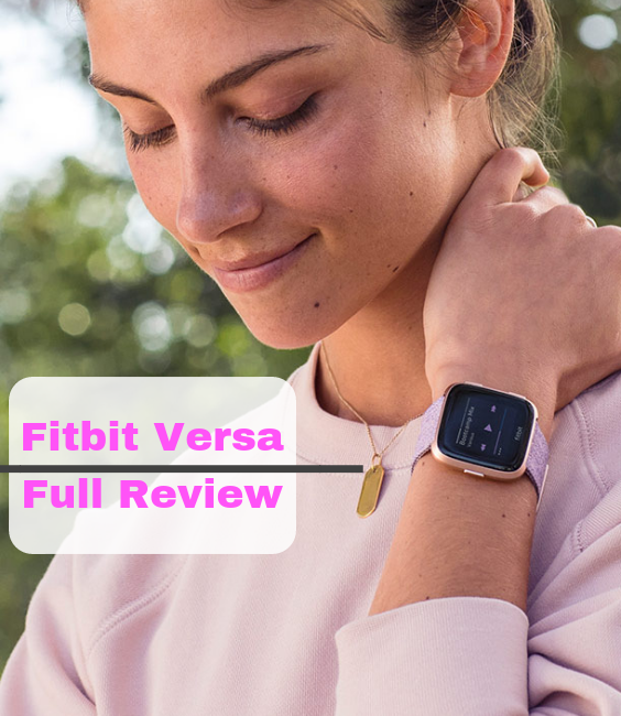Fitbit Versa Review 2020 | Fitbit, Fitness watches for