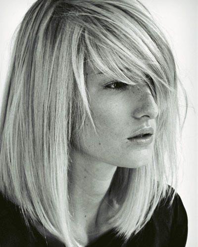 Frisuren Für Feines Langes Haar
