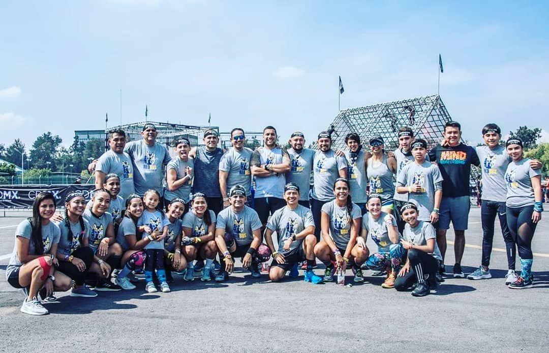 Los rostros de la pasión!!💪💪 Spartan Stadion 17 de agosto Autódromo Hermanos  Rodríguez.  #spartanra...