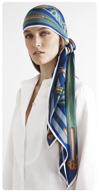 Cashmere Silk Scarf - TRIGGERED: PRINCE by VIDA VIDA uox8hNh