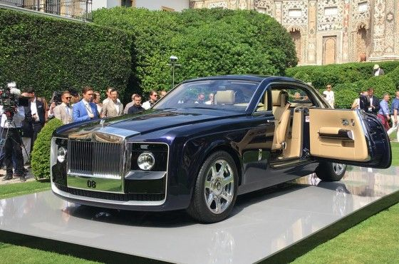 Rolls Royce Unveils Custom Designed 12 8 Mn Luxury Car Sweptail Rolls Royce Expensive Cars Most Expensive Car Ever