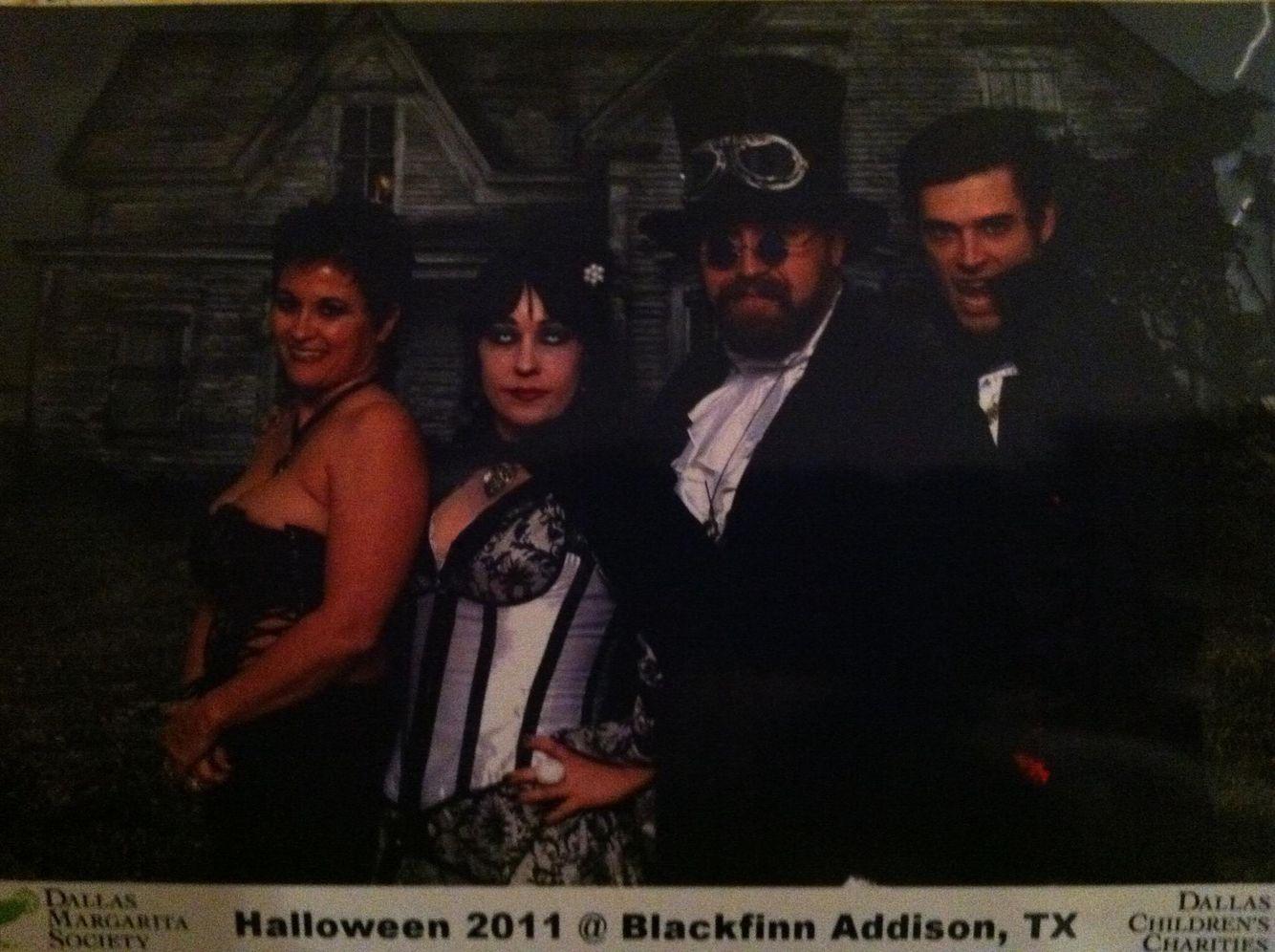 Vampire Coven - Margarita Society Halloween Party Dallas ...