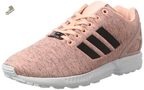 best loved 9c70d 01532 Adidas - ZX Flux W - BB2260 - Color  Pink - Size  6.5 - Adidas sneakers for  women ( Amazon Partner-Link)