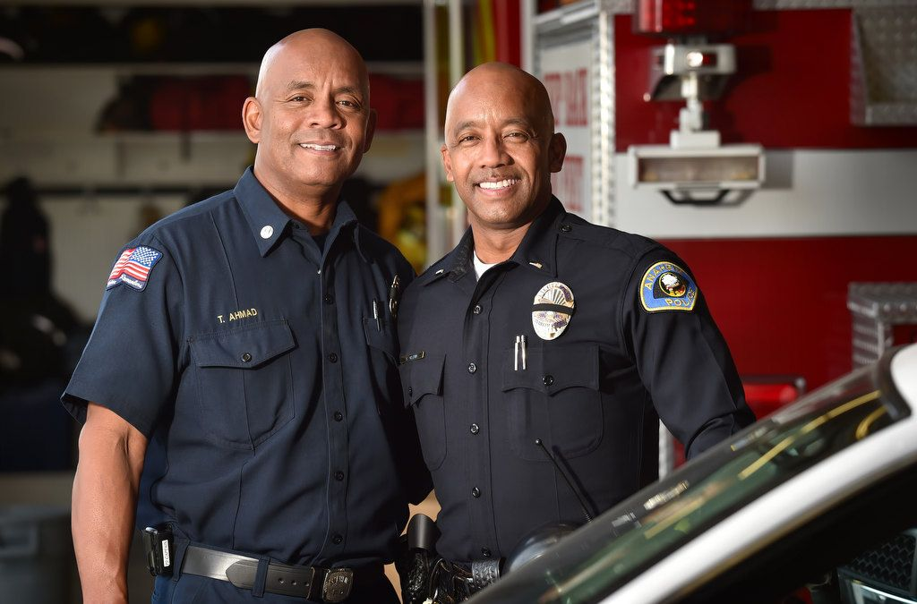 Different Roads Lead To Public Safety Careers In Anaheim For These Brothers Anaheim Public Safety Career