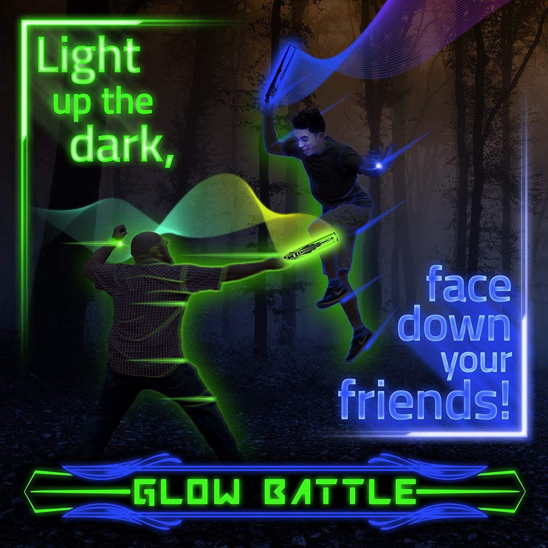 Glow Battle Fun New Games Tween Games Group Games