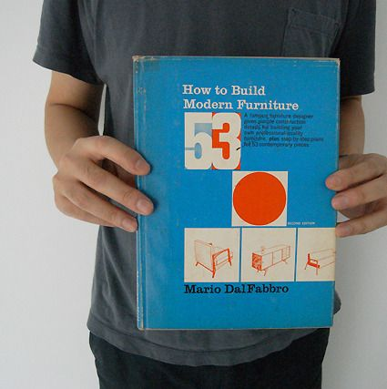 Itis Edition Vintage Covers. Furniture ProjectsModern FurnitureSketch Books How To BuildBook ...