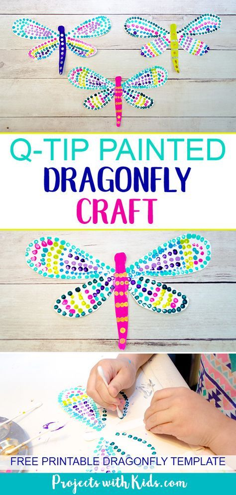 Fun Craft Ideas from projectswithkids.com 10