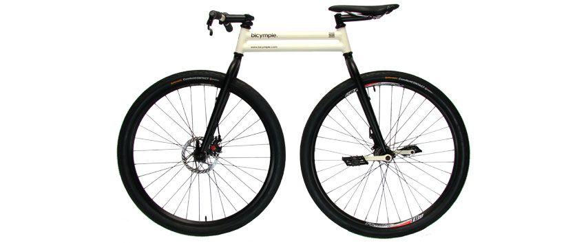 Bicymple The Bicycle Simplified Simple Bike Bicycle Simple